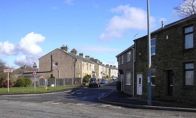 Burnley Lane