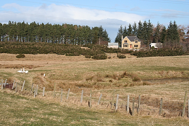 New House at Gedloch