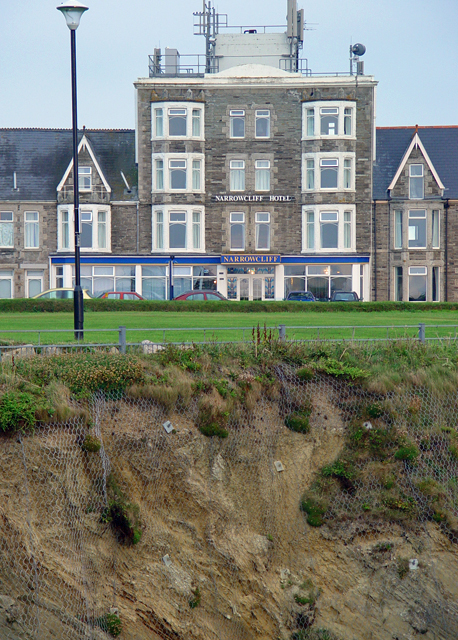 Narrowcliff Hotel, Newquay