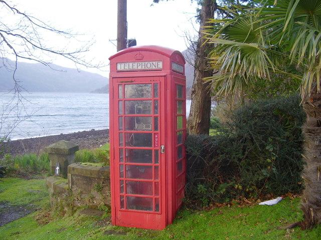 Telephone kiosk, Kings Landing