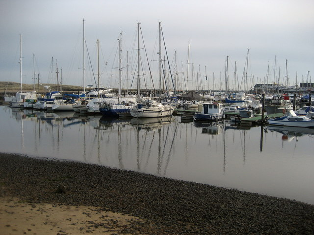 Marina at Amble