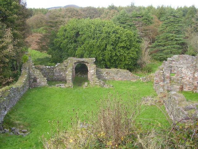 Toward old Castle