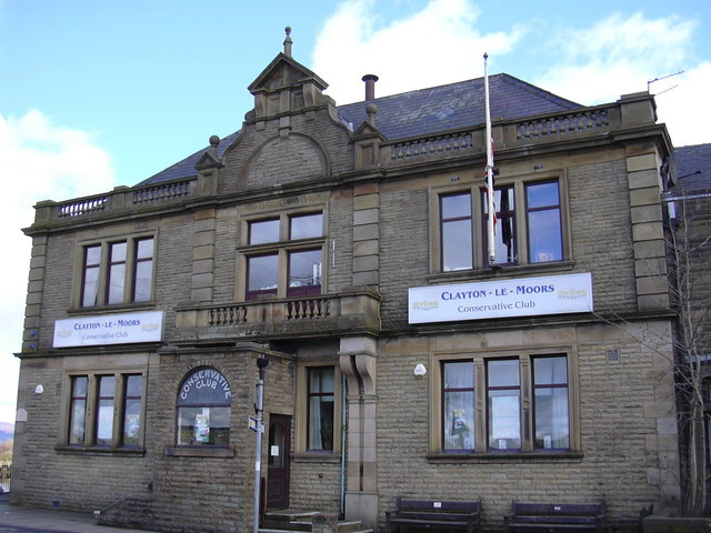 Clayton-Le-Moors Conservative Club