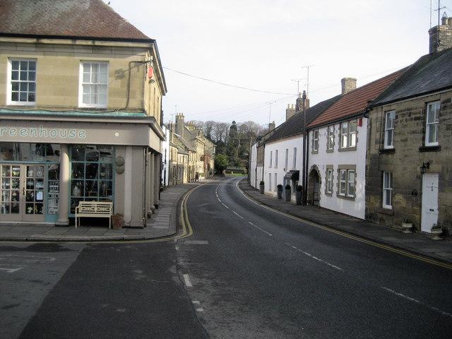 Bridge Street, Warkworth