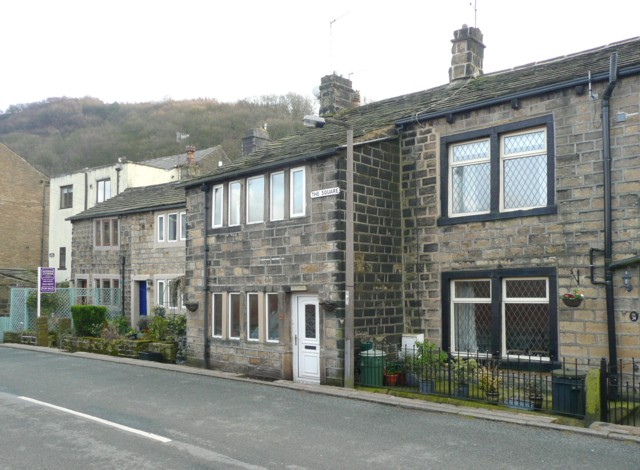 The Old Toll House, The Square, Scout Road, Mytholmroyd