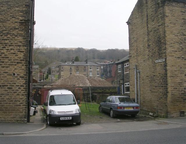 Saxon Street - Rochdale Road