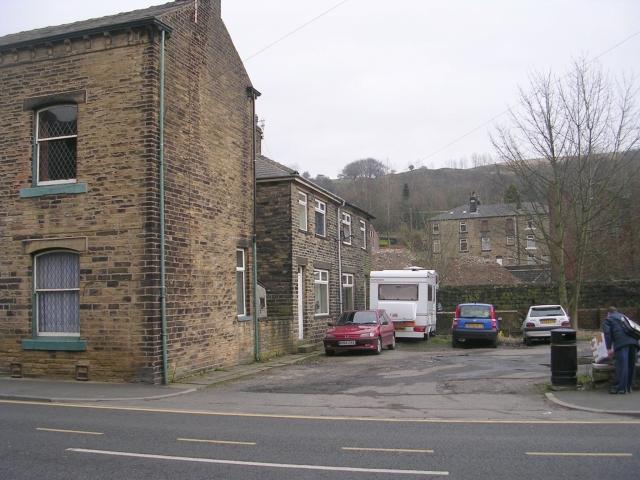 Vulcan Street - Rochdale Road