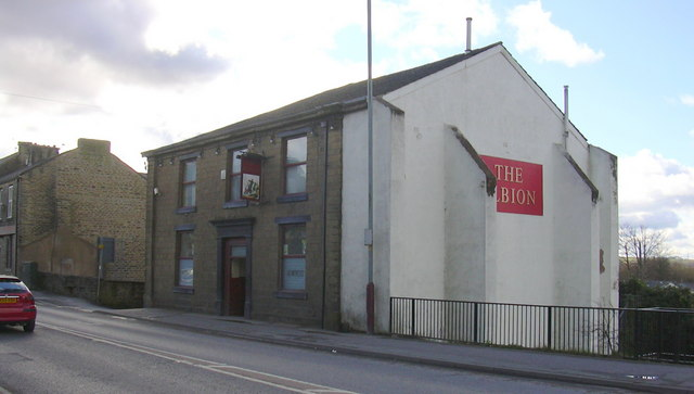The Albion, Whalley Road