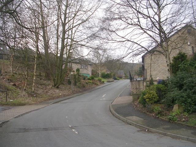 Winterbutlee Road - Rochdale Road