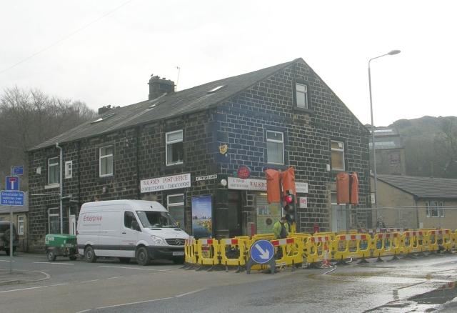 Walsden Post Office - Rochdale Road