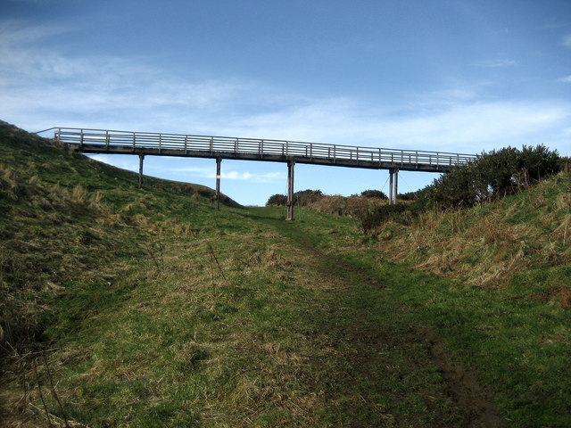 Wooden Bridge, Warkworth Golf Course