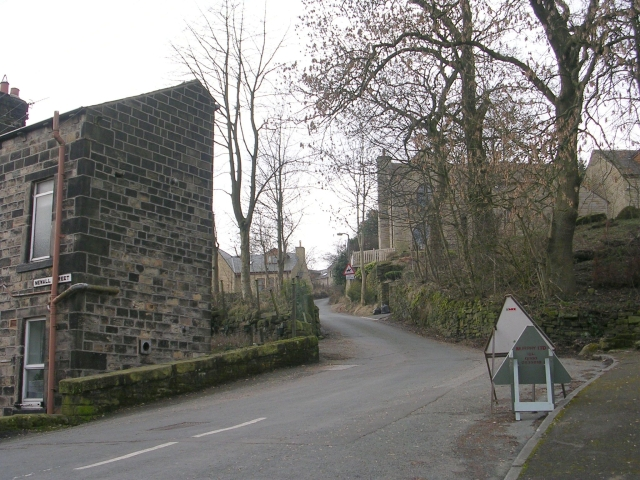 Inchfield Road - Rochdale Road