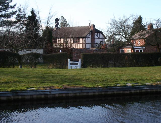 Bridge Cottage, Burland