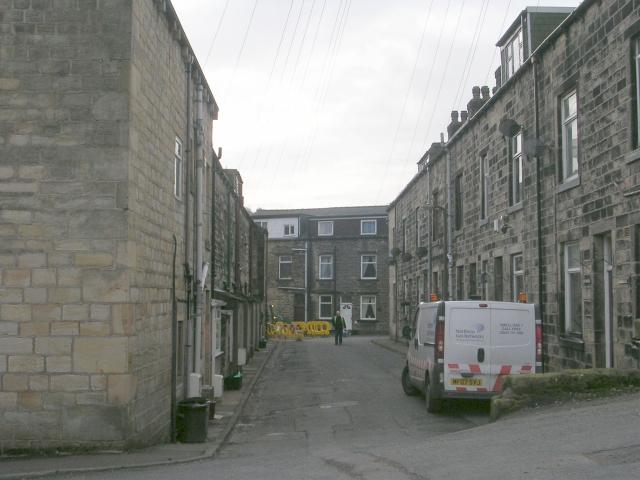Newall Street - Inchfield Road