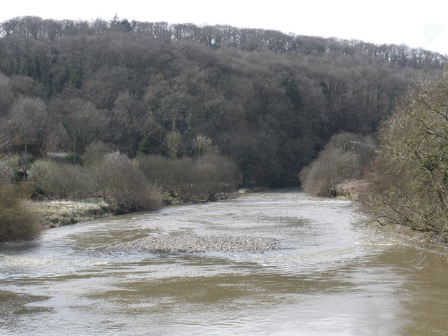 The River Torridge, near Taddiport