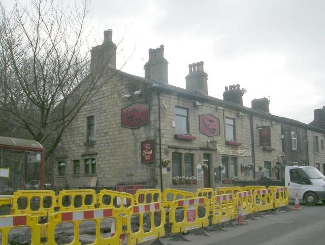 Cross Keys - Rochdale Road