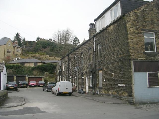 Unity Street - Rochdale Road