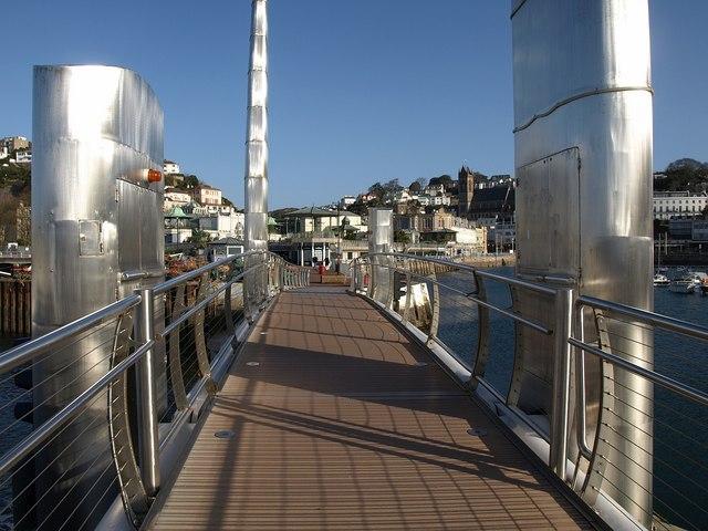 Torquay Harbour Bridge