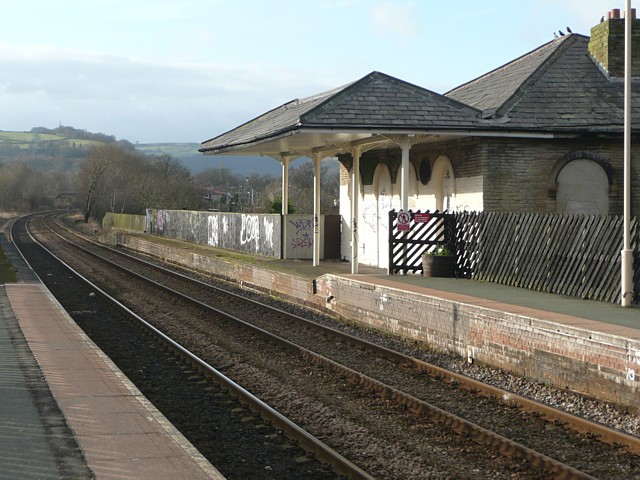 Mytholmroyd Station