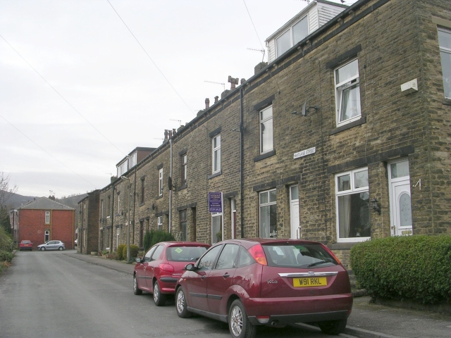 Maitland Street - off Rochdale Road