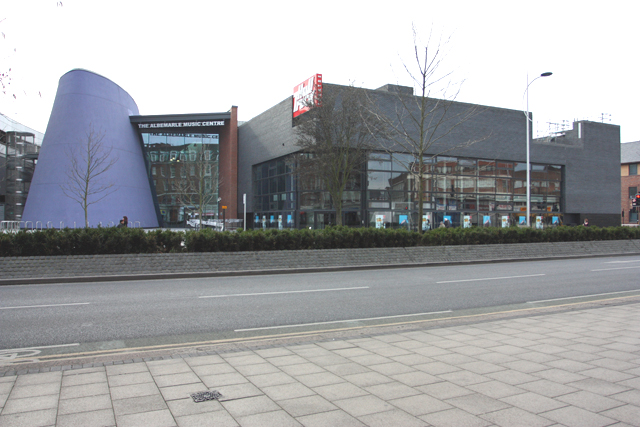 The Albemarle Music Centre and Hull Truck Theatre
