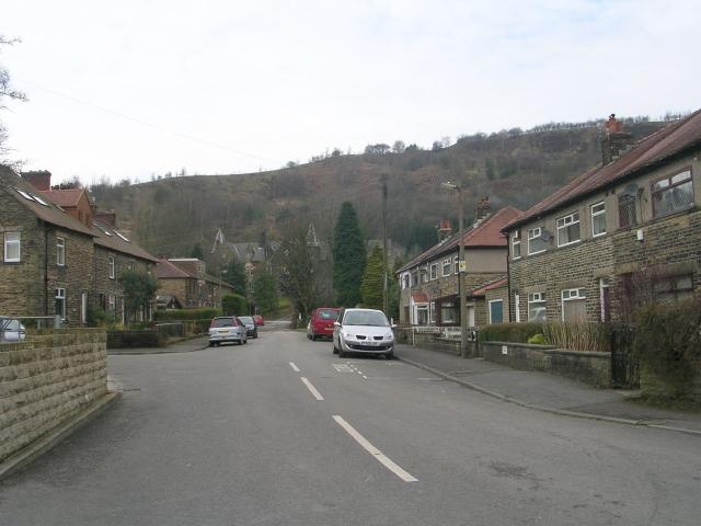 Strines Street - Rochdale Road