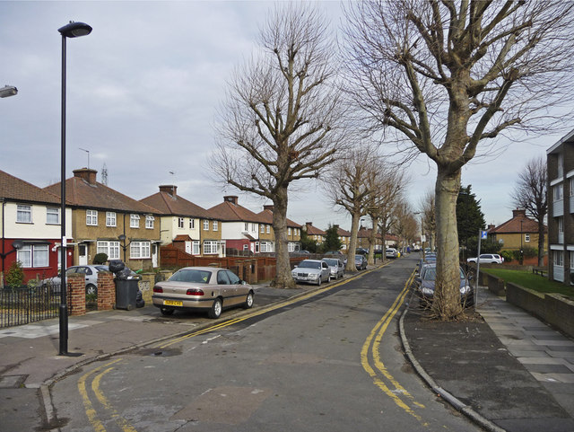 Anglesey Road, Enfield