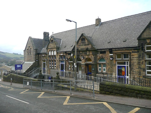 Scout Road Primary School, Mytholmroyd