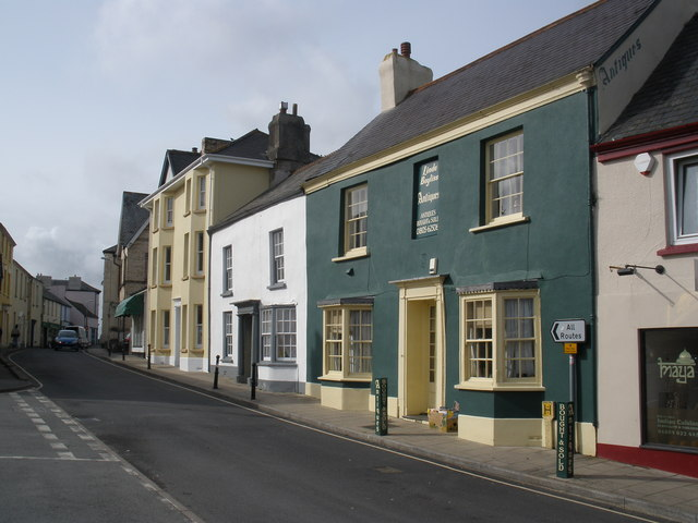 South Street, Great Torrington