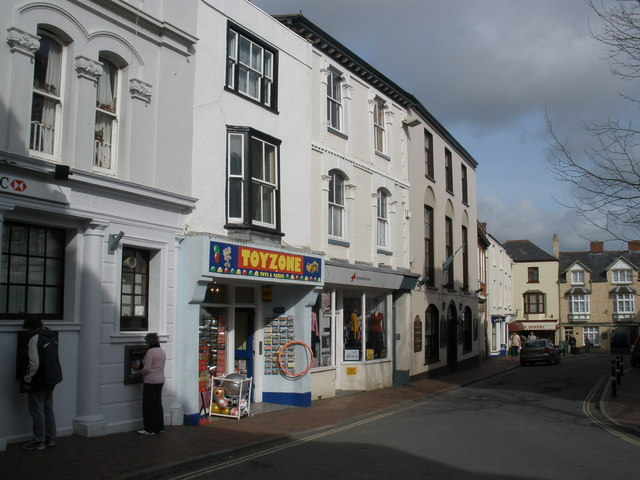 Fore Street, Great Torrington