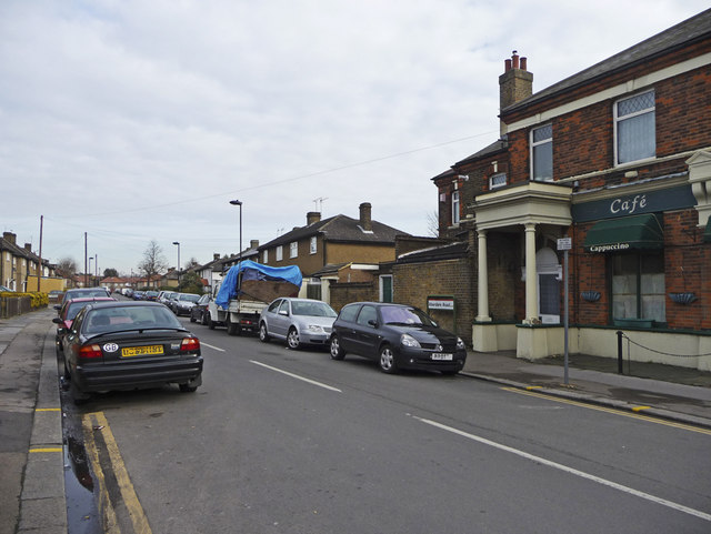 Aberdare Road, Enfield