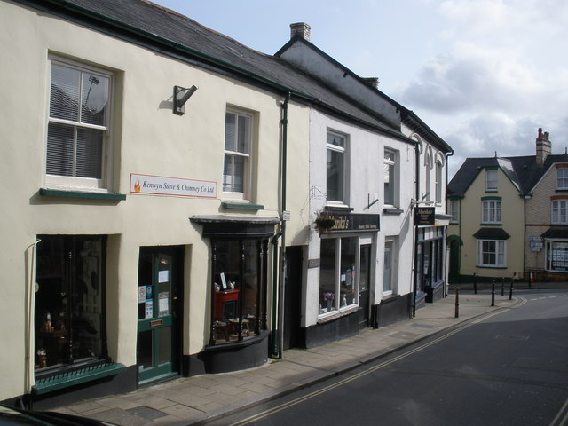 Cornmarket Street, Great Torrington