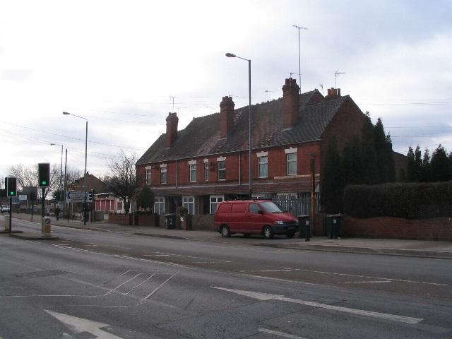 Stoney Stanton Road