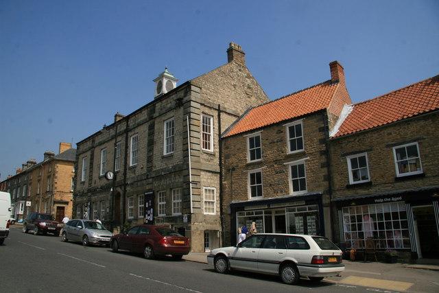 Memorial Hall, Kirkbymoorside