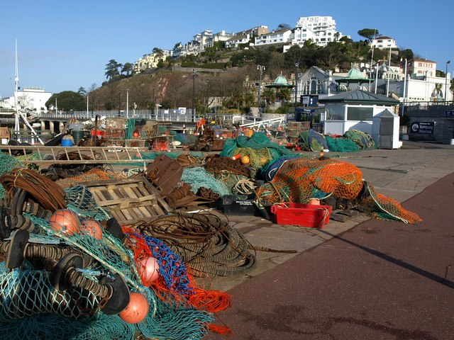 Old Fish Quay, Torquay