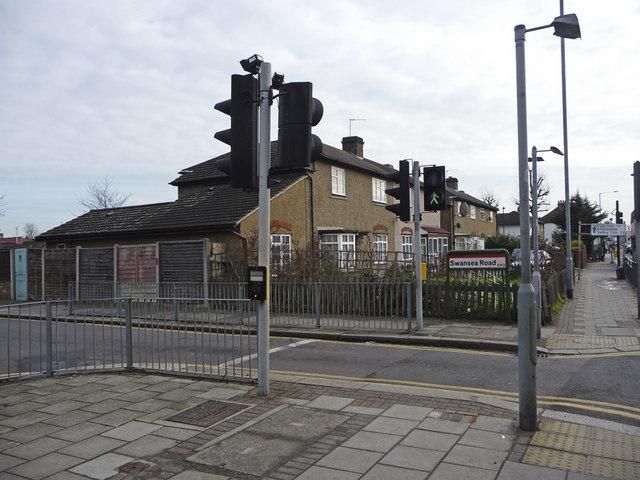 Swansea Road, Ponders End