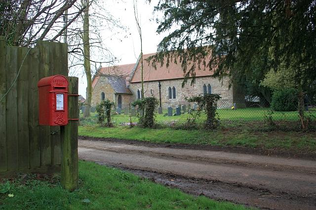 Postbox, Ullingswick