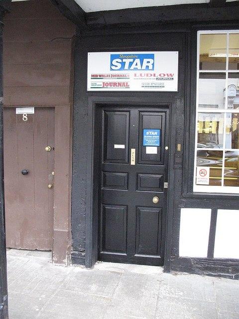 Doorways, Broad Street