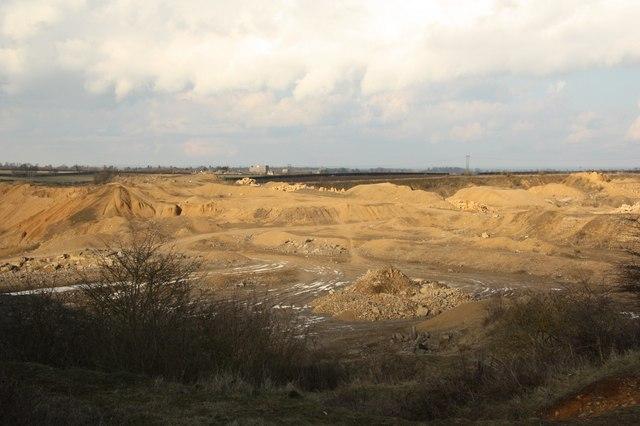 Metheringham Quarry
