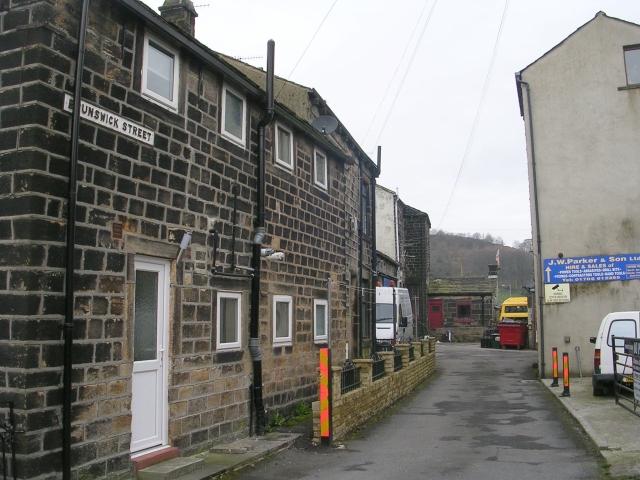 Brunswick Street - Beswick Street