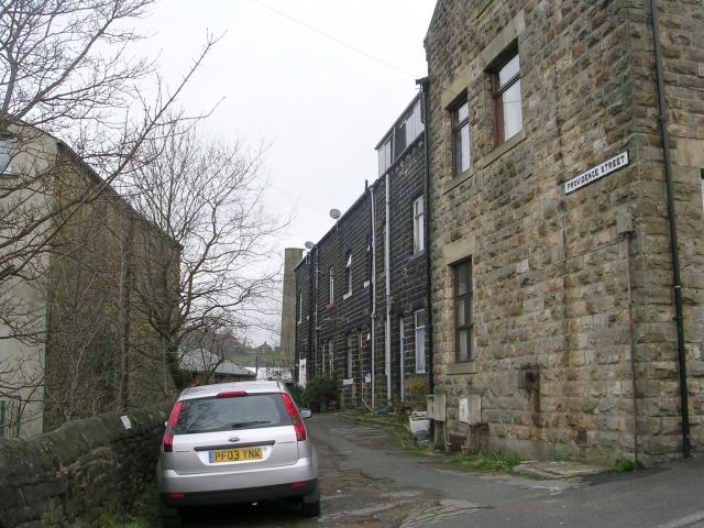 Providence Street - Beswick Street