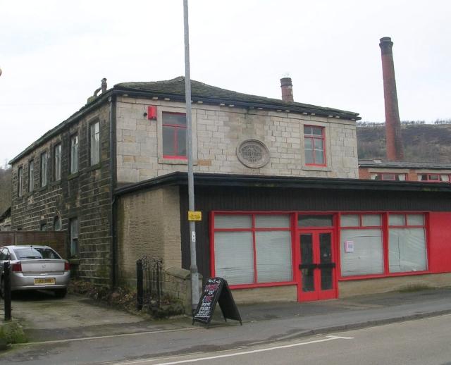Former Primitive Methodist Chapel - Rochdale Road