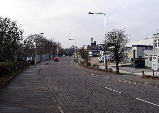 Peregrine Road