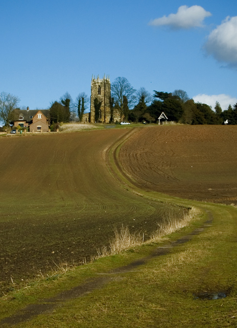 Church Hill, Holme-on-Spalding-Moor