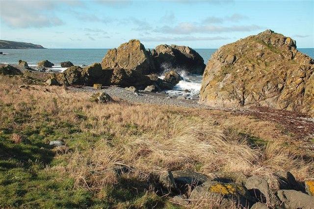 Lendalfoot Shoreline View