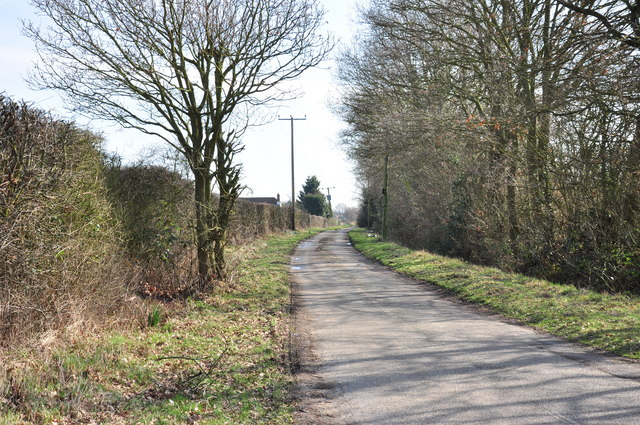 Jubilee Lane, Ardleigh