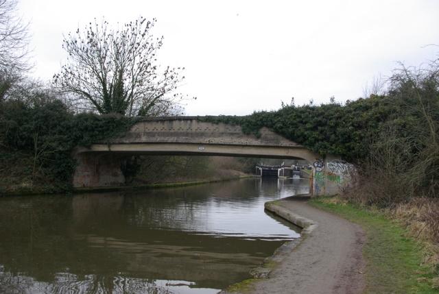 West under Ugly Bridge