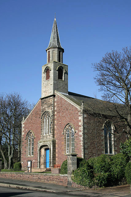 Belhaven Parish Church, Dunbar