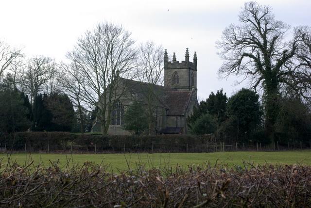 St Michael's Church, Budbrooke