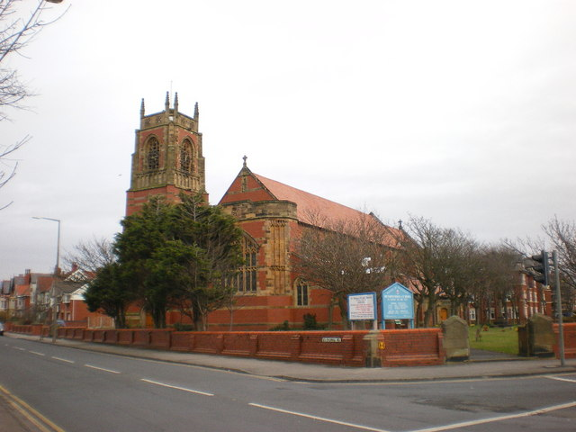 St Thomas' Parish Church, St Annes on the Sea